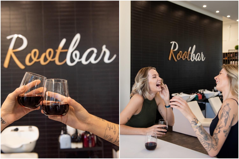 boozy salon rootbar calgary