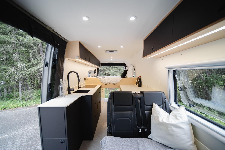 yama vans custom calgary