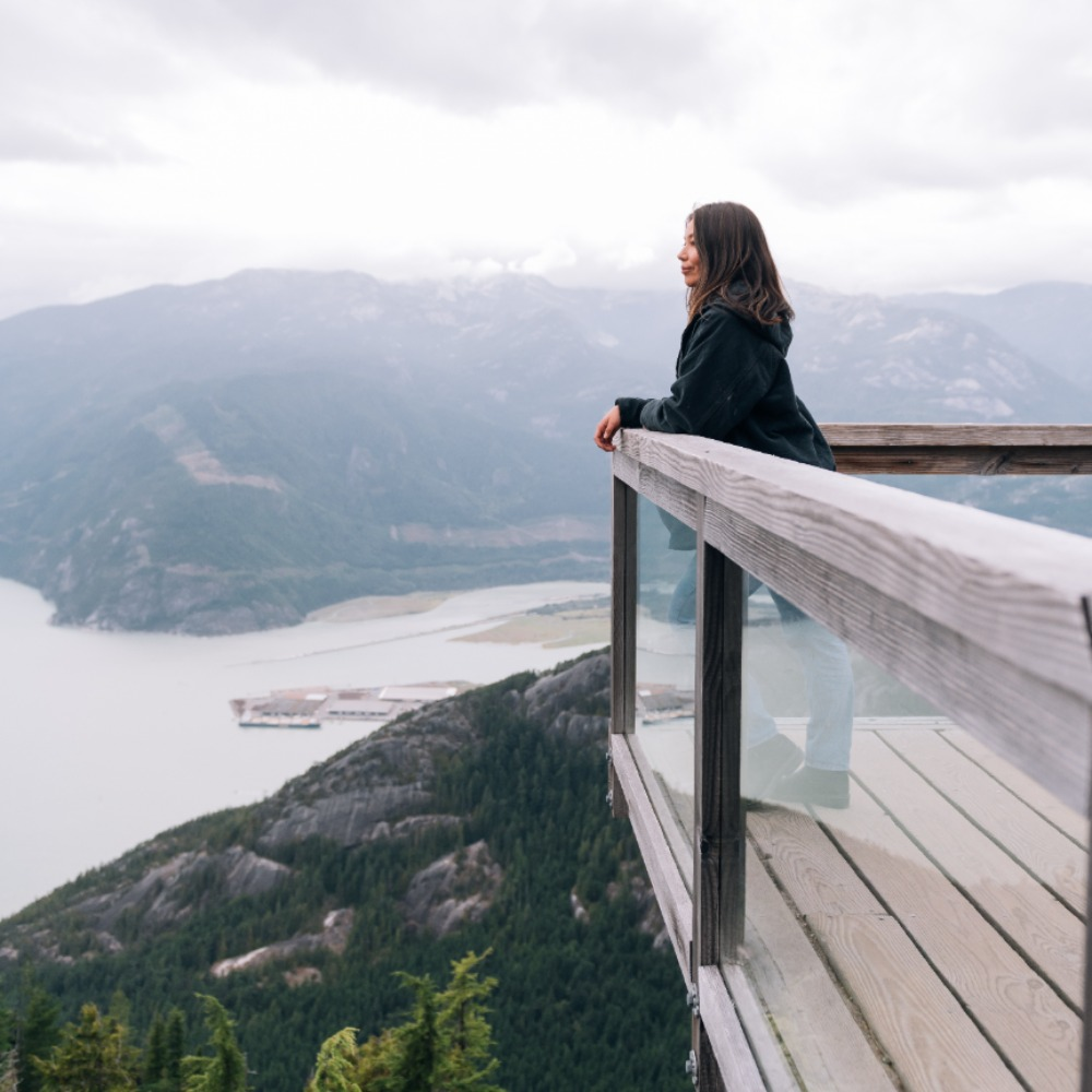 sea to sky gondola peak