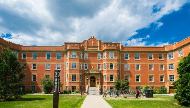 university of Alberta free classes