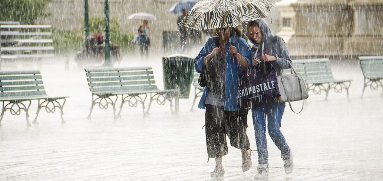 toronto rain weather