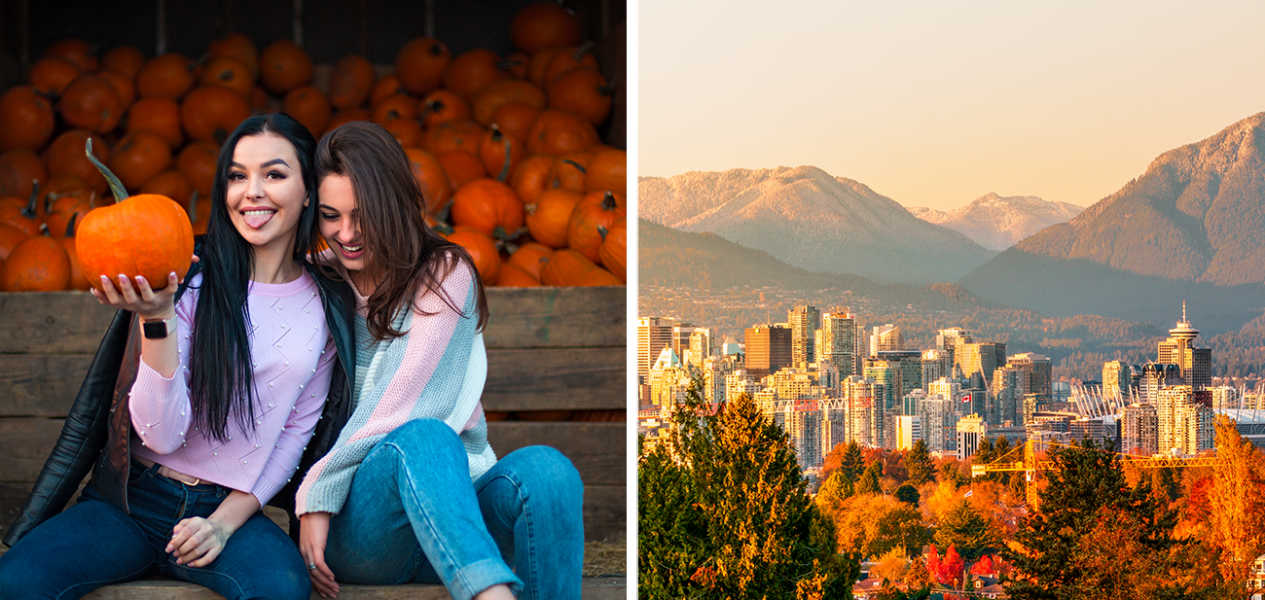vancouver things to do october