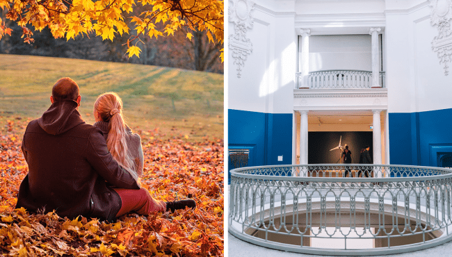 fall date ideas vancouver