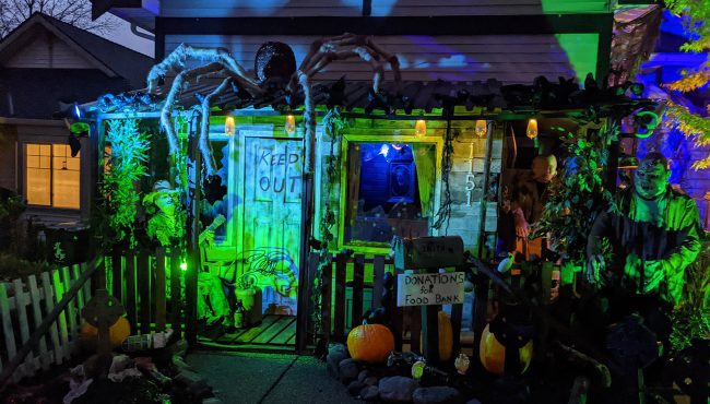 anmore manor haunted house vancouver