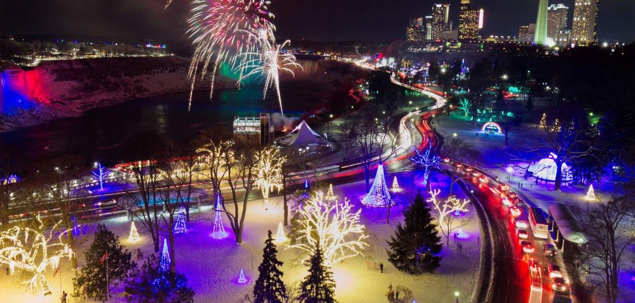niagara winter festival of lights