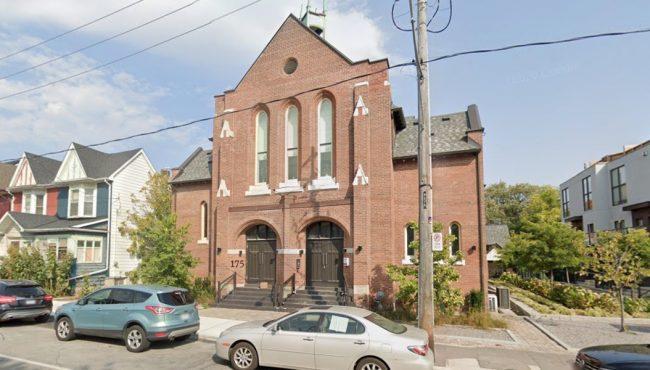 church loft for sale toronto