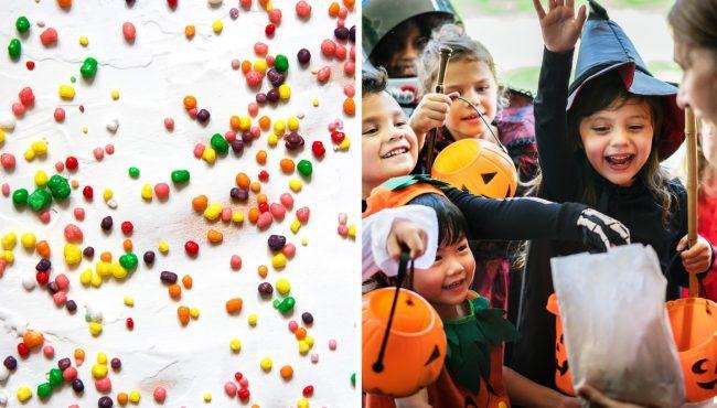 Washingtons favorite halloween candy