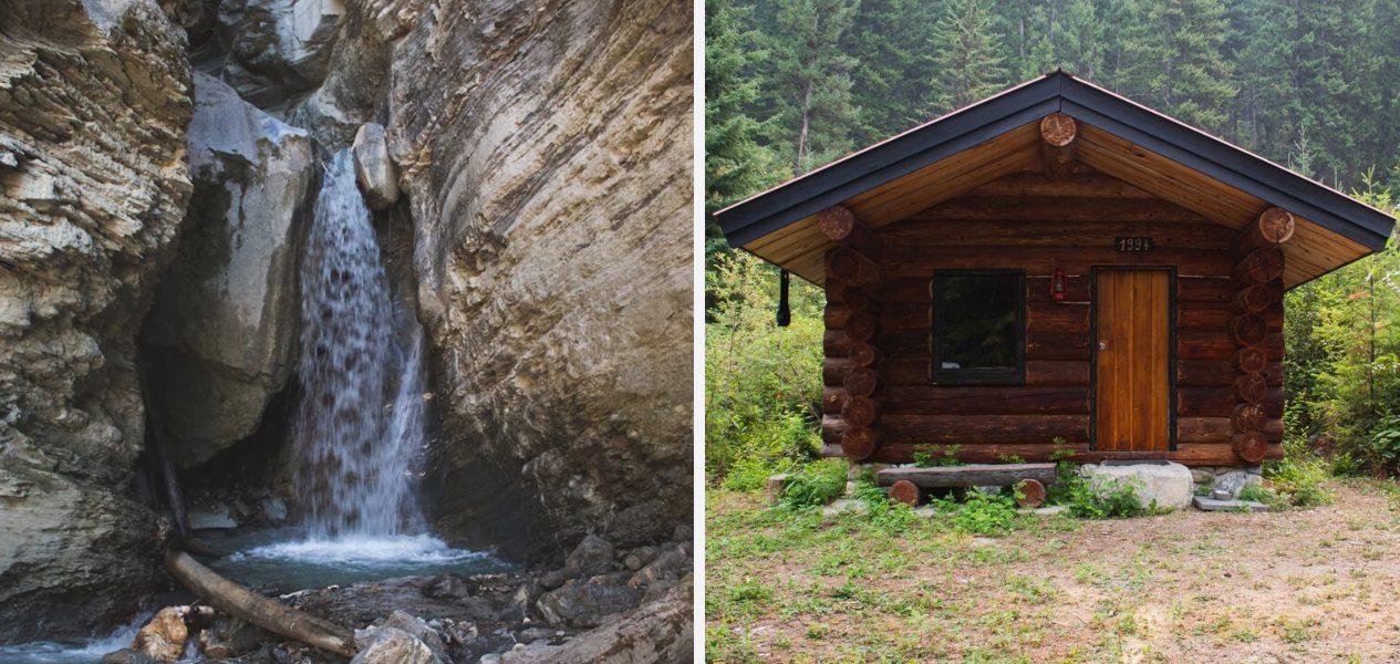 sleepy bear cabin