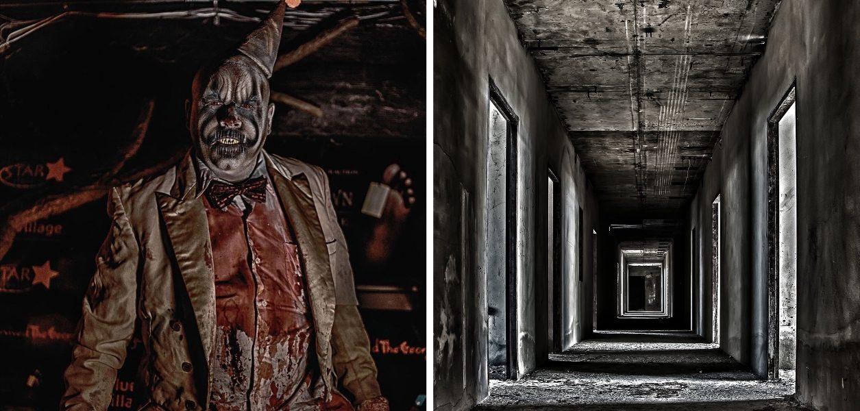 haunted house seattle