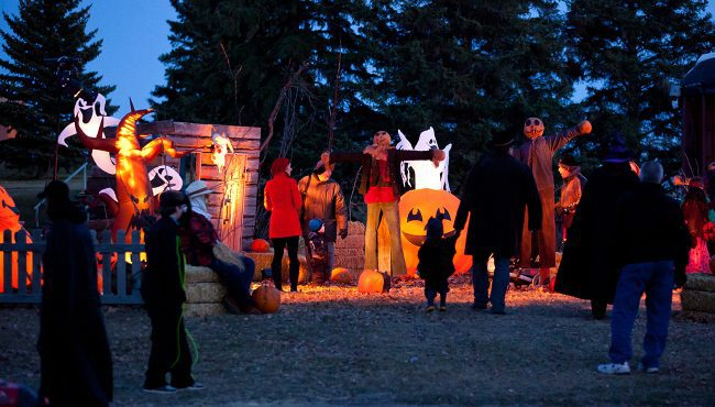 heritage park ghouls night