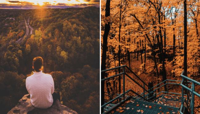 fall hikes near toronto