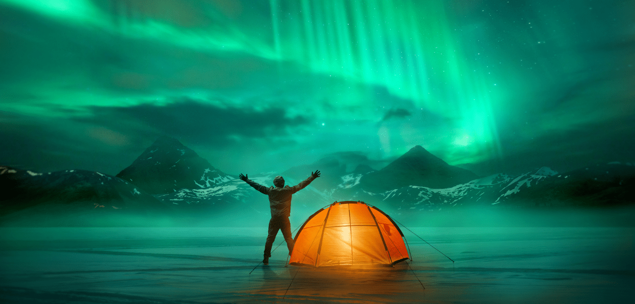 Never miss the Northern Lights again with this Alberta university's nifty alert service