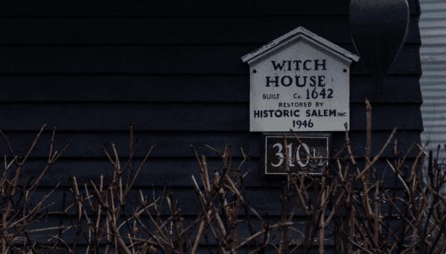 salem witch trial tour