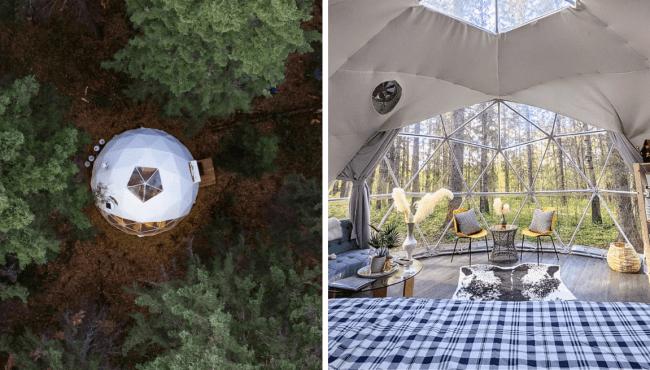 unique alberta airbnb