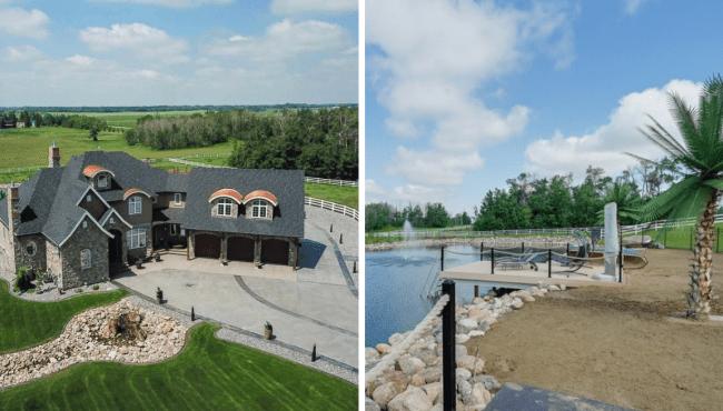 Alberta's luxury homes