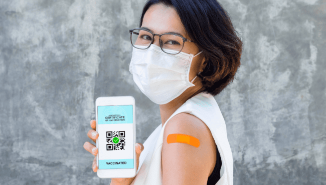 alberta vaccine QR code