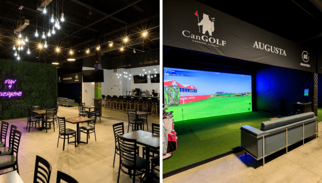 cangolf canmore