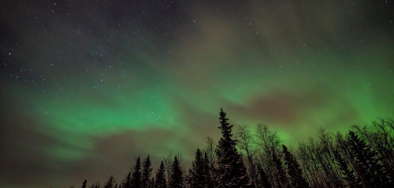 aurora borealis seattle