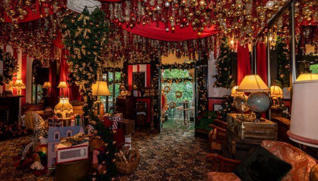 christmas pop-up bar vancouver