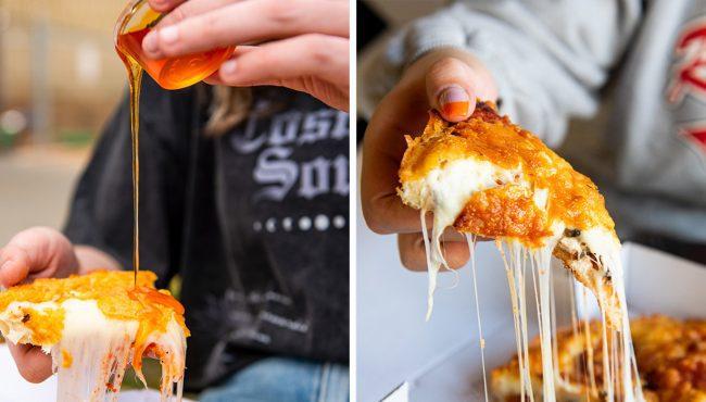 crispy crust pizza calgary