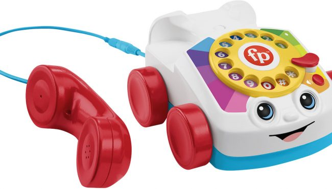 fisher-price chatter