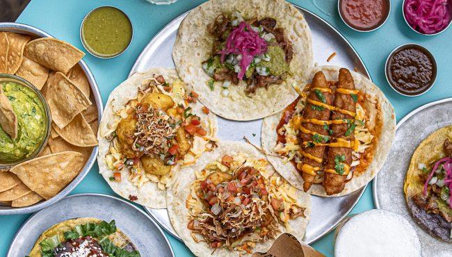 la taqueria free tacos vancouver