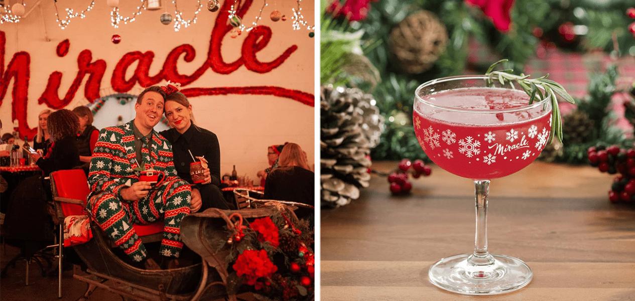 miracle toronto christmas bar