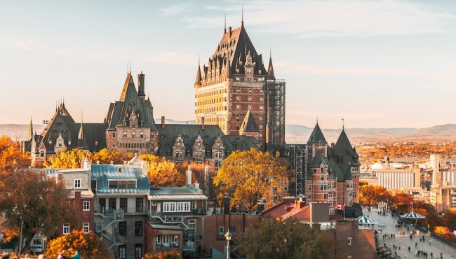 quebec canadian cities travel