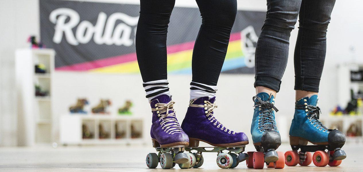 halloween roller skate event rolla skate club