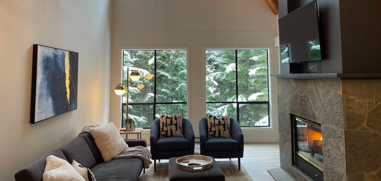 loft airbnb whistler
